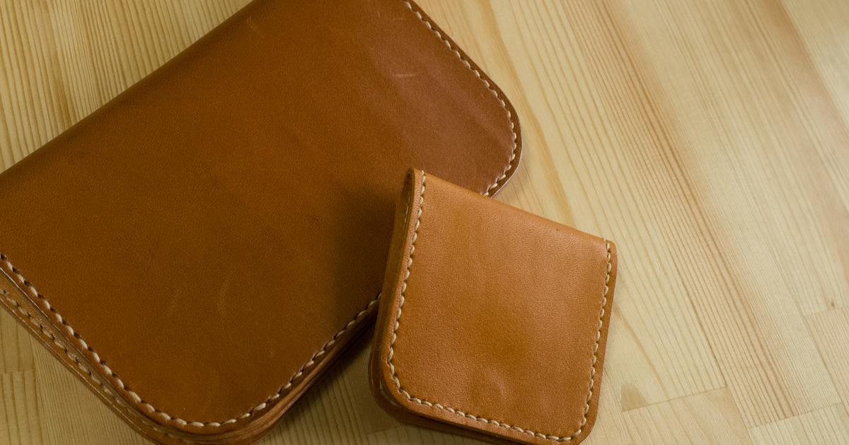 【レザー】RHYTHMOS(リュトモス)長財布の購入1ヶ月後レビュー