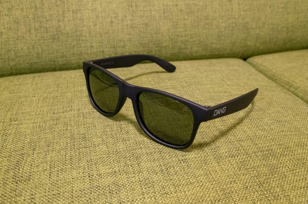 dang shadesの偏光サングラスのレビュー