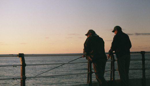 釣りのおもしろさは、言葉にできない。