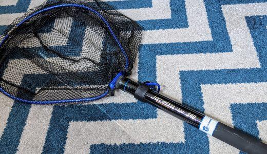 【バス釣り】ナチュラムのランディングネット「Javelin Light 340」が普通にコスパ良くて十分