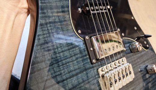 ギター初心者だけどYAMAHA「PACIFICA 612VIIFM」を買った